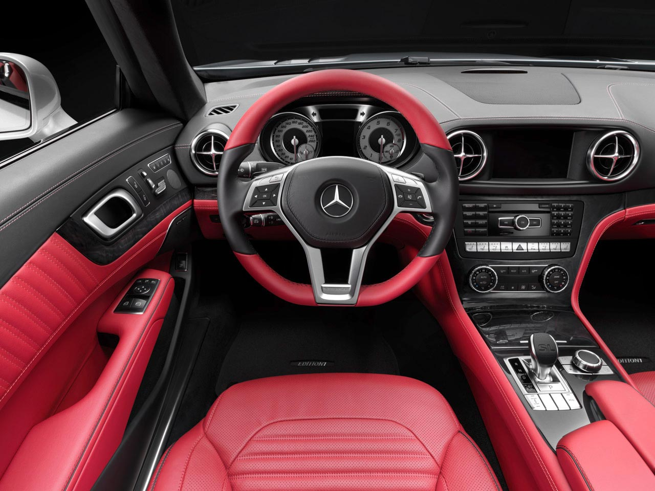 2013 Mercedes-Benz SL #13