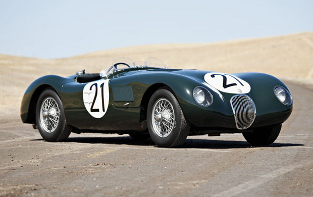 1953 Jaguar C-Type #7