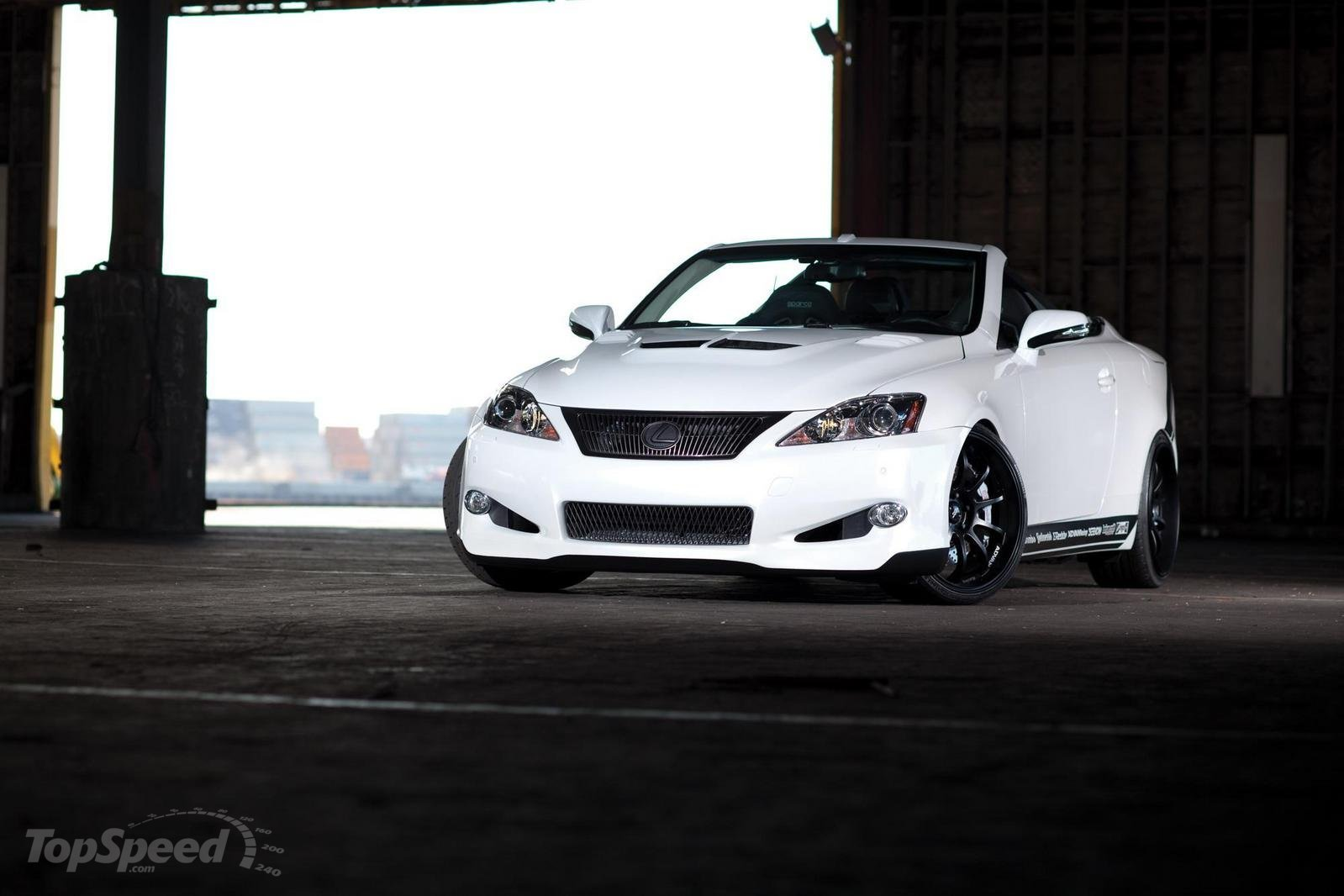 Lexus Is 350 C #13