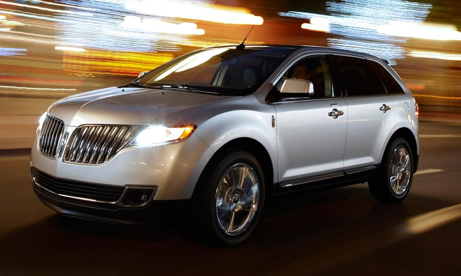 2014 Lincoln Mkx #4