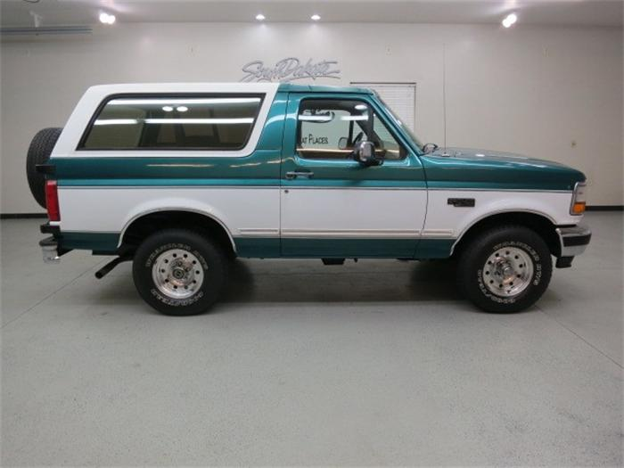 1996 Ford Bronco #13