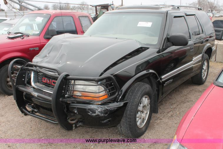 1999 GMC Jimmy #17