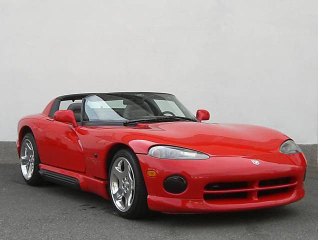 Chrysler Viper #8