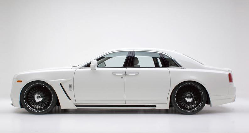 2013 Rolls royce Ghost #17