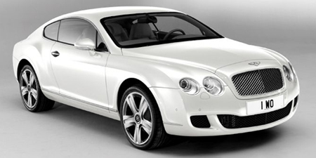 2010 Bentley Continental Gt #17