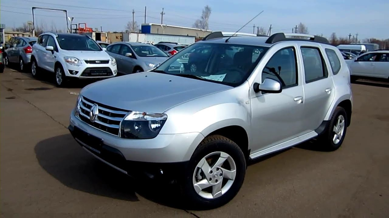 2012 Renault Duster #7