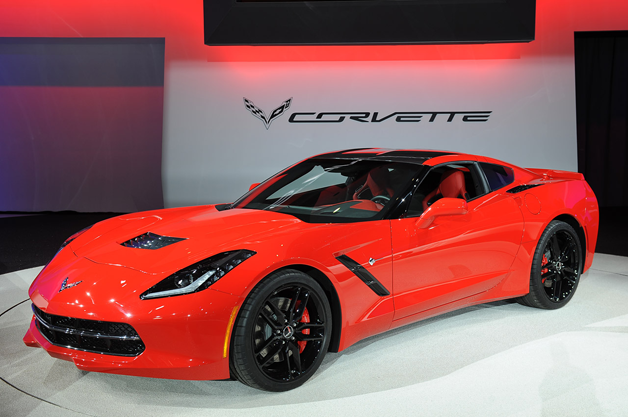 Chevrolet Corvette Stingray #11
