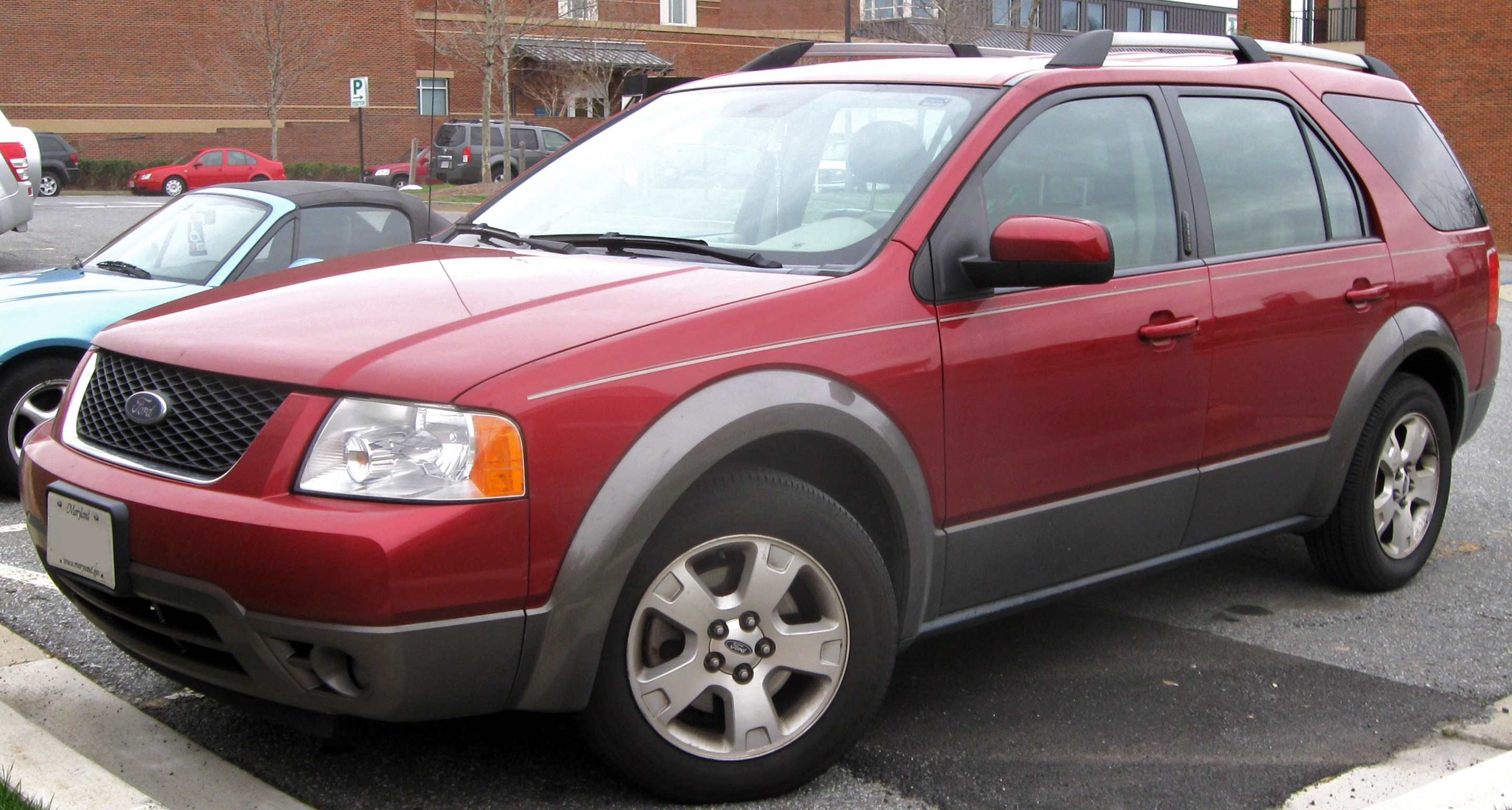 2007 Ford Freestyle #2
