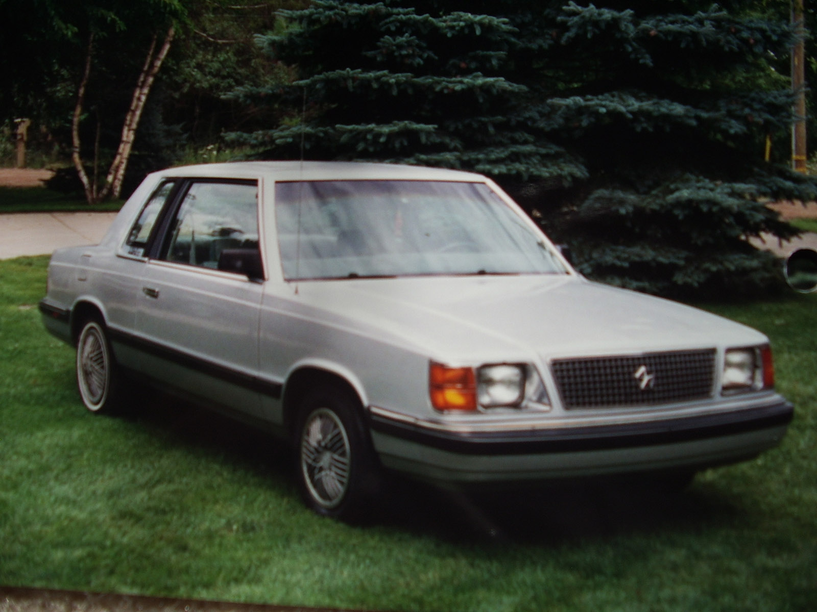 1987 Plymouth Reliant #1