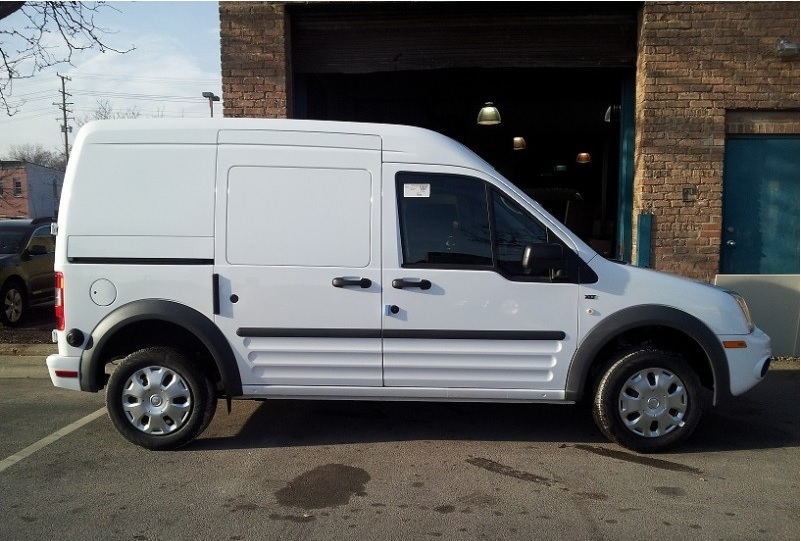 2012 Ford Transit Connect #8