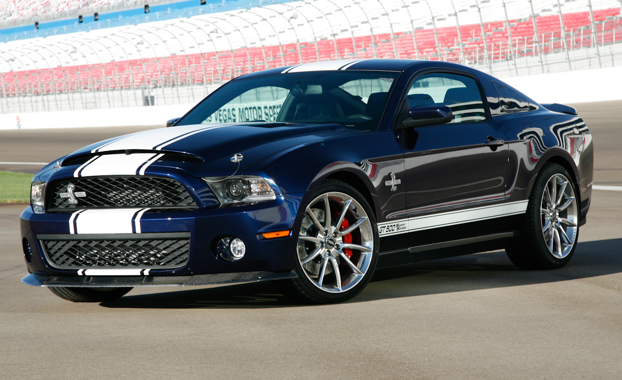 2011 Ford Shelby Gt500 #3