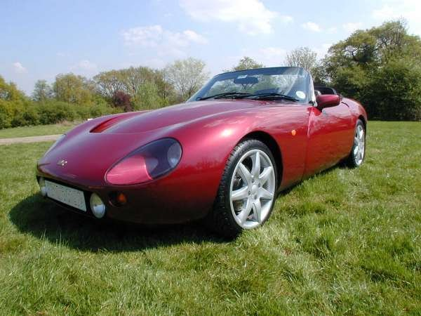 1990 TVR Griffith #6