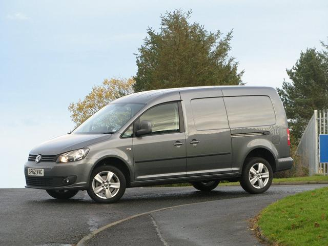 2012 Volkswagen Caddy #18