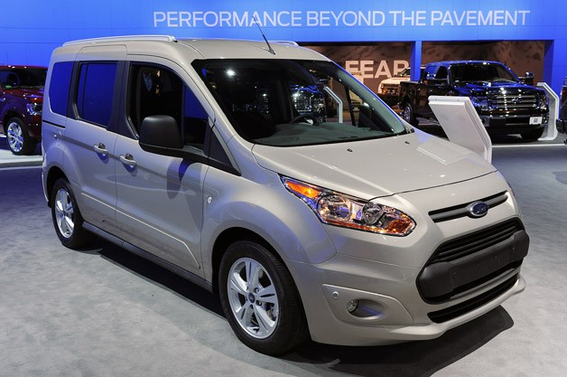 2014 Ford Transit Connect #8
