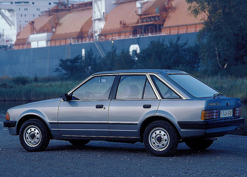 1985 Ford Orion #7