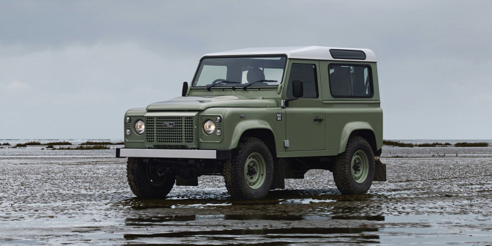 Land Rover Defender #4