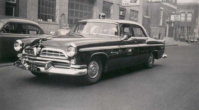 1955 Chrysler Windsor #11
