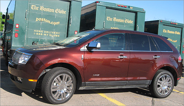 2009 Lincoln Mkx #14