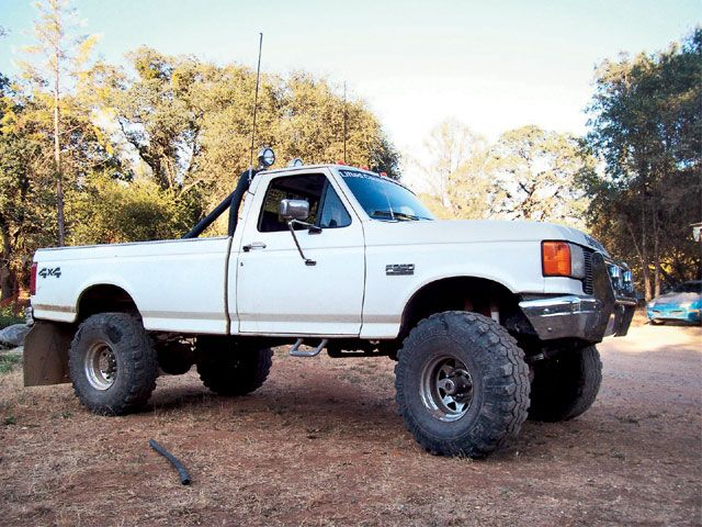 1991 Ford F-250 #17