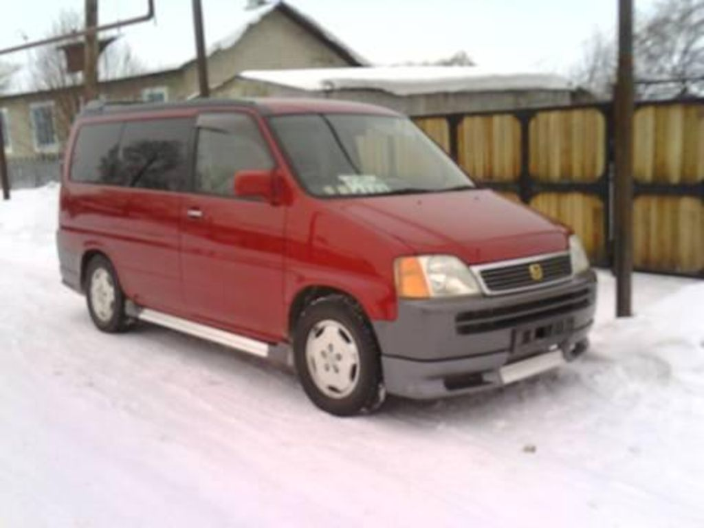 1996 Honda Step Wagon #1