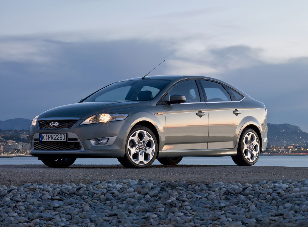 2009 Ford Mondeo #18