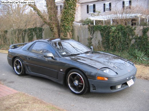 1993 Mitsubishi 3000gt Photos Informations Articles Bestcarmag Com