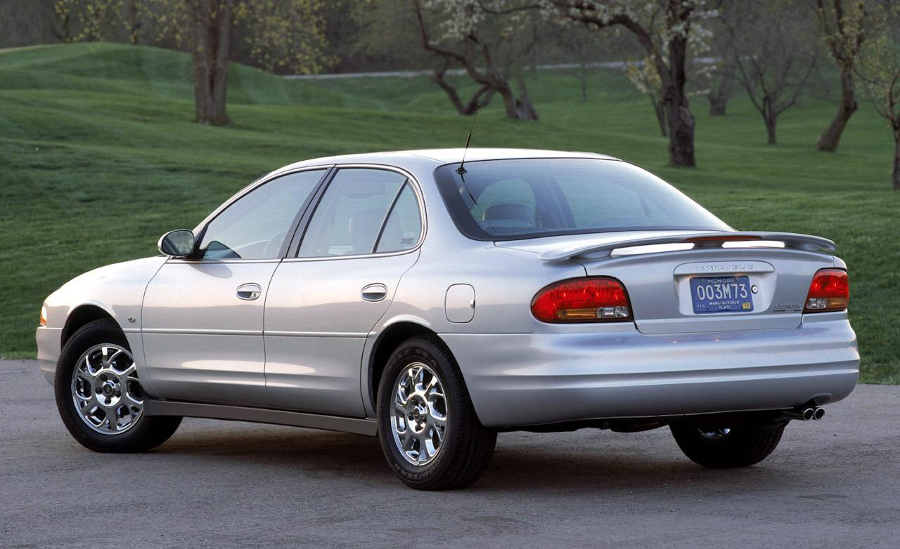 2002 Oldsmobile Intrigue #4