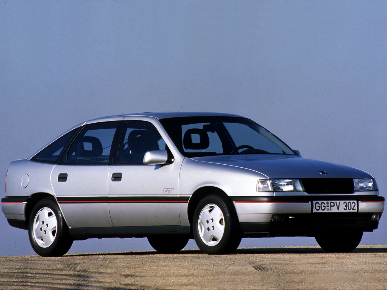 1988 opel vectra photos informations articles. Black Bedroom Furniture Sets. Home Design Ideas