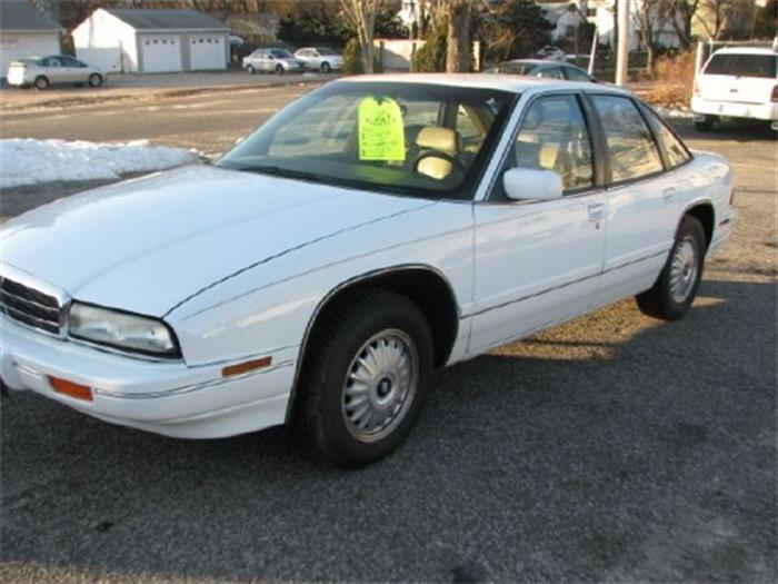1993 Buick Regal #4