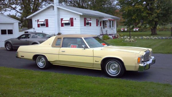 1978 Chrysler Newport #14