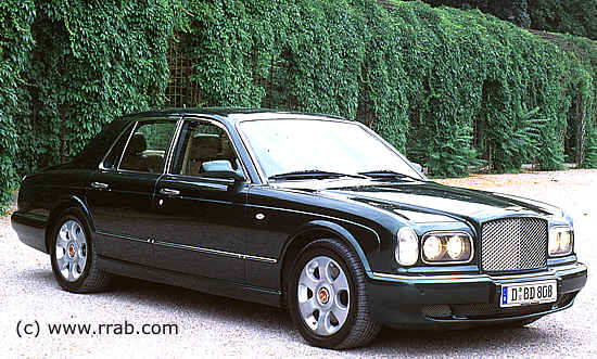 2003 Bentley Arnage #5