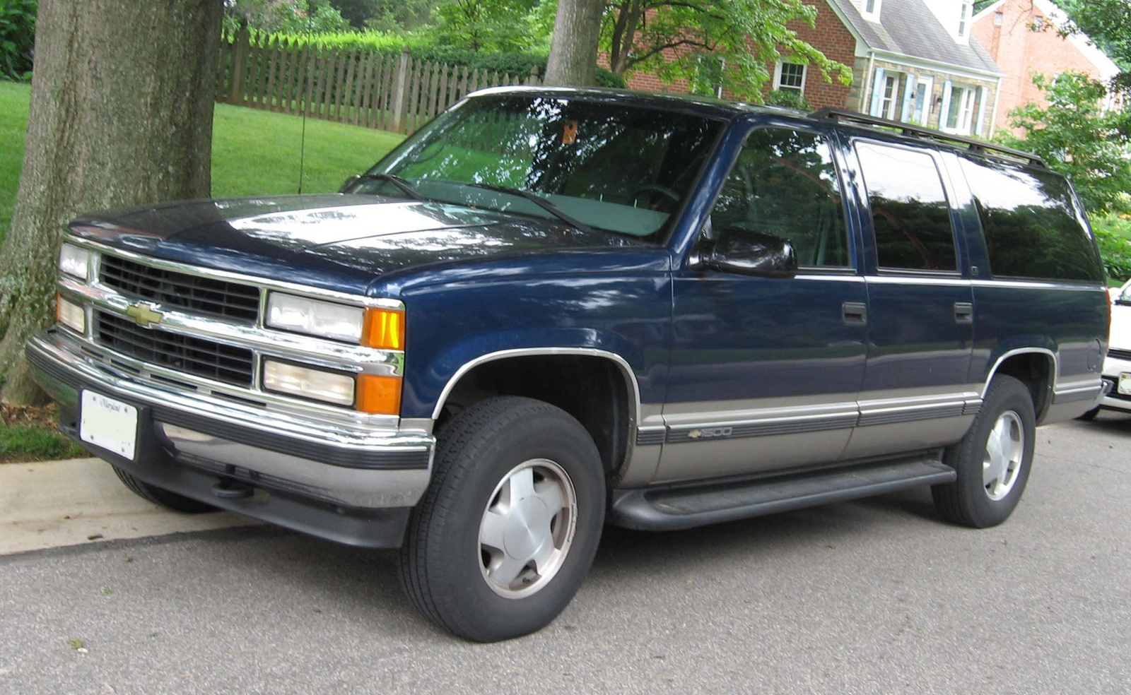 Wiring Diagram 1994 Suburban 2500 4x4 Library 2000 Chevy K1500 4wd Example Electrical Gas Mileage Chevrolet