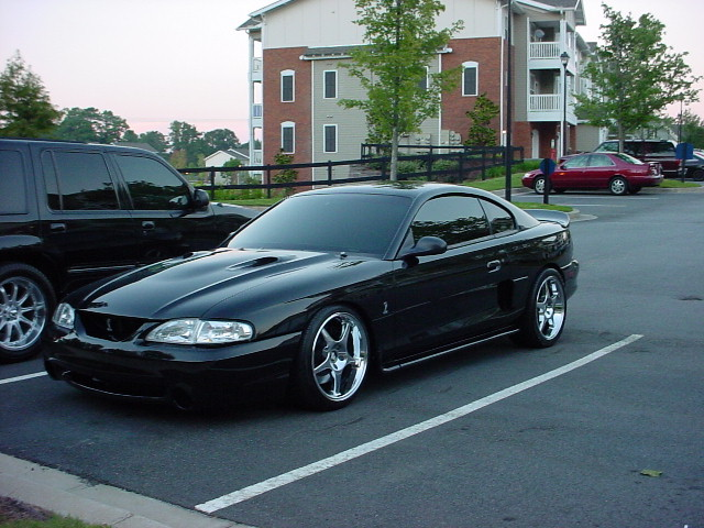 1998 Ford Mustang #12