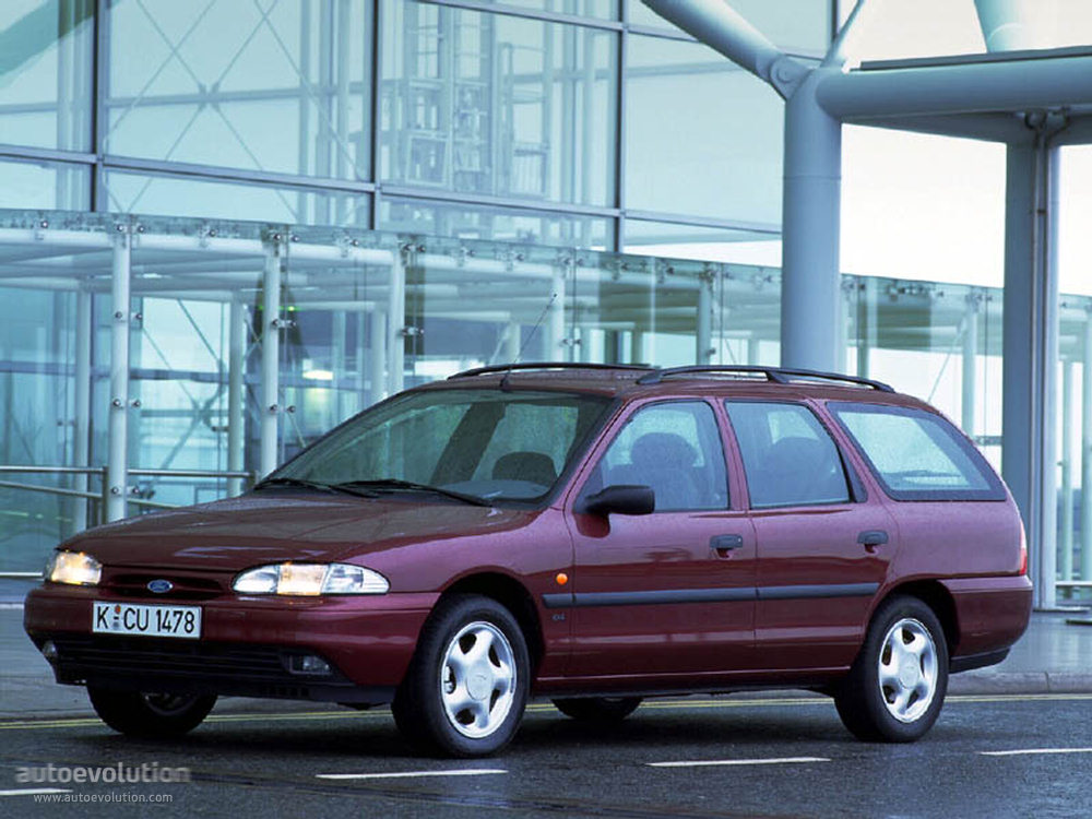 1993 Ford Mondeo #6