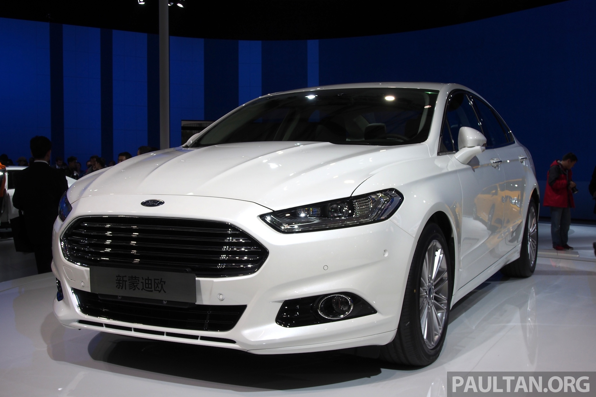 Ford Mondeo #13