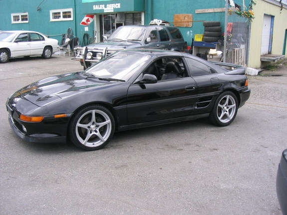 1991 Toyota Mr2 #7