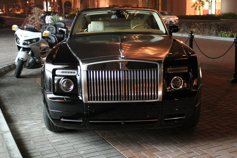 2011 Rolls royce Phantom Drophead Coupe #12
