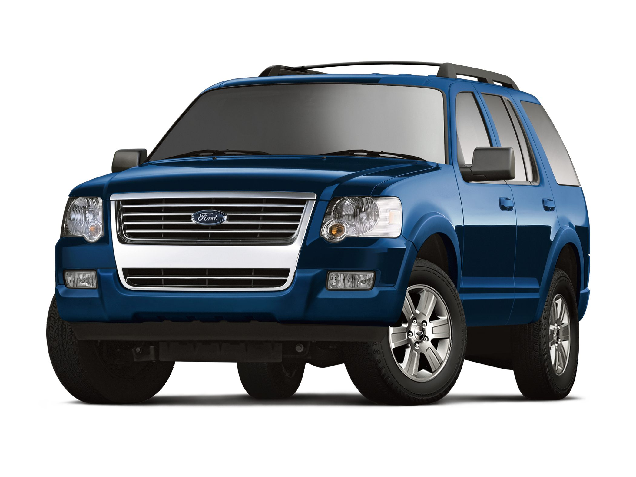 2010 Ford Explorer Photos Informations Articles
