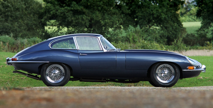 1966 Jaguar E-Type #10