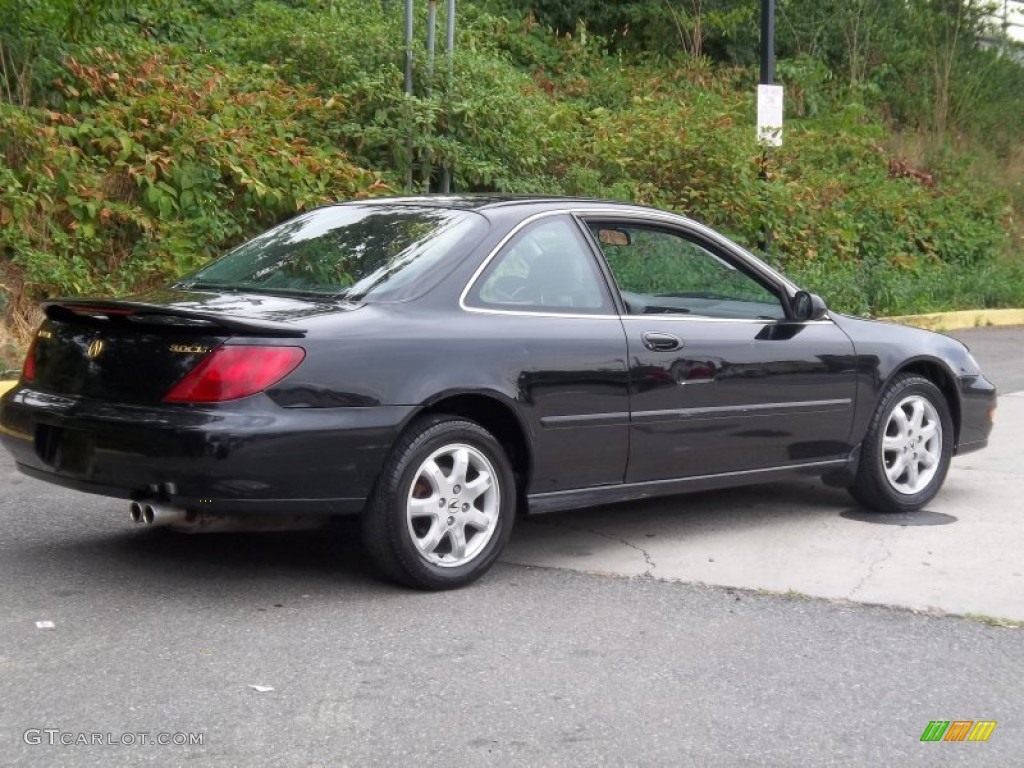 98 1998 Acura CL owners manual