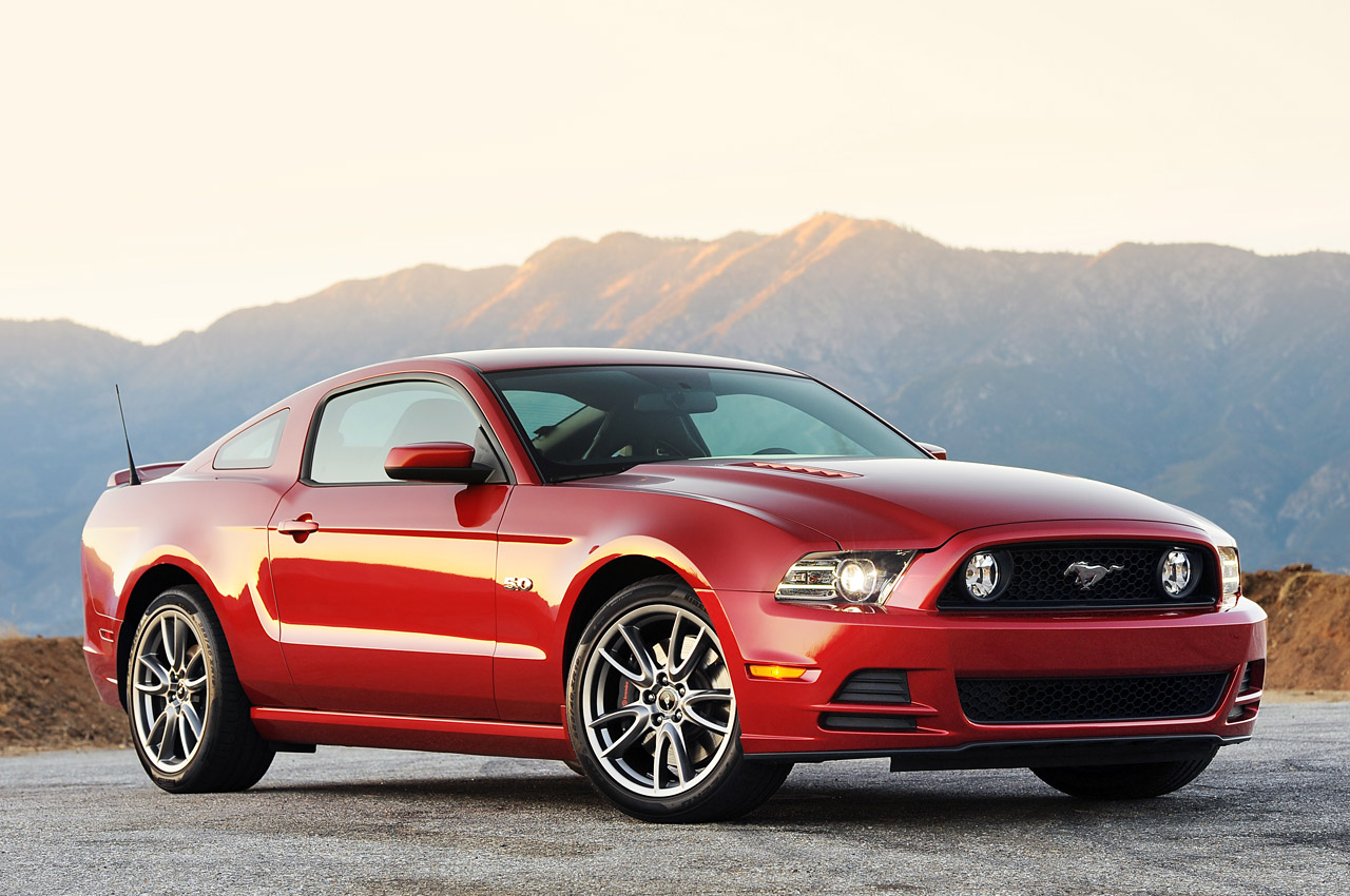 2013 Ford Mustang #1