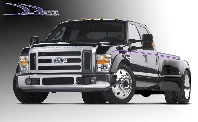 2007 Ford F-450 #6