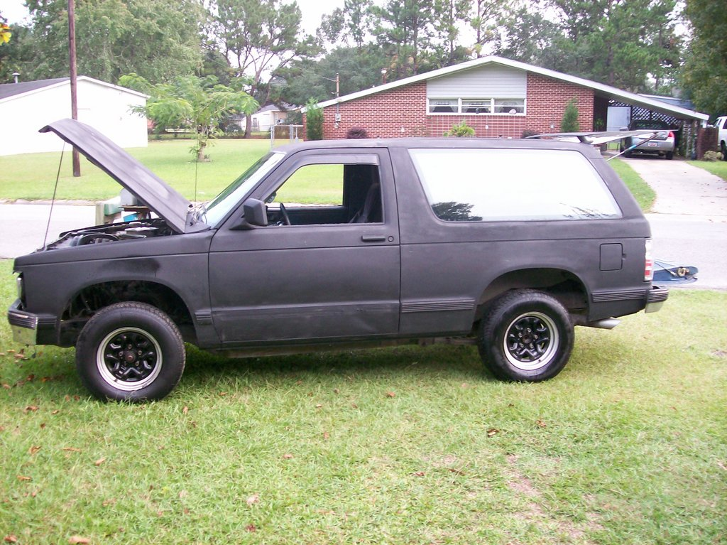 1991 GMC S-15 Jimmy #5
