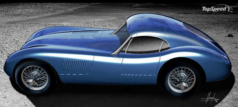 1951 Jaguar C-Type #16
