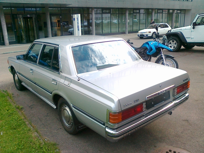 1983 Toyota Crown #8