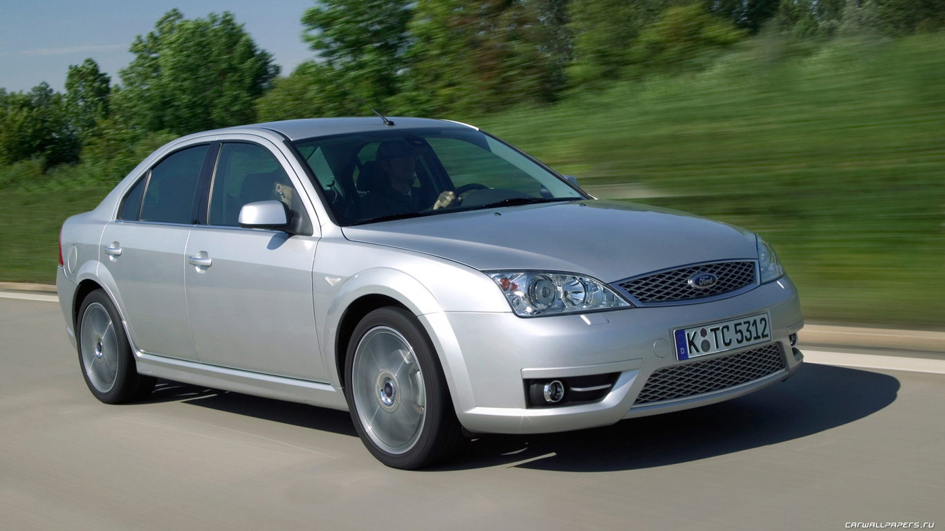 2006 Ford Mondeo #5