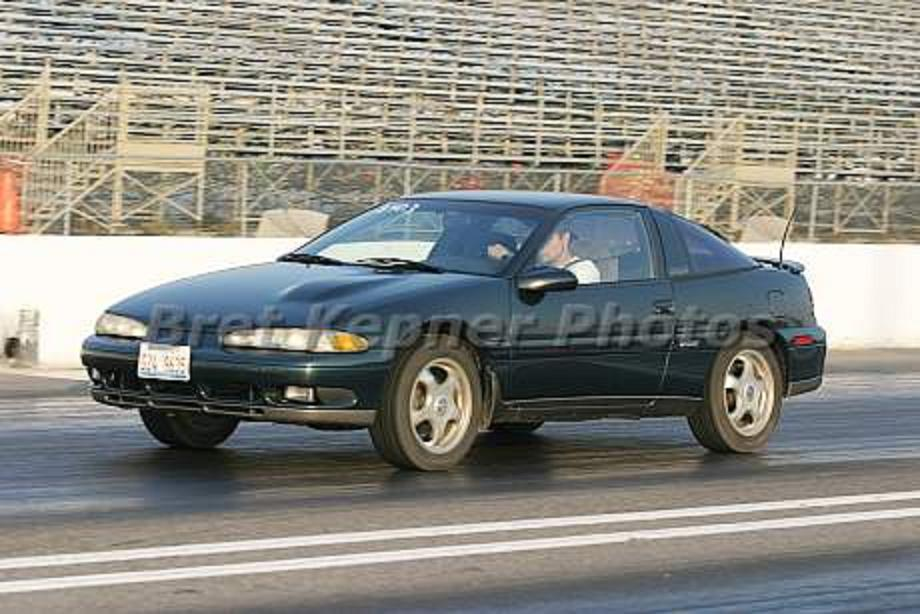 1993 Plymouth Laser #5