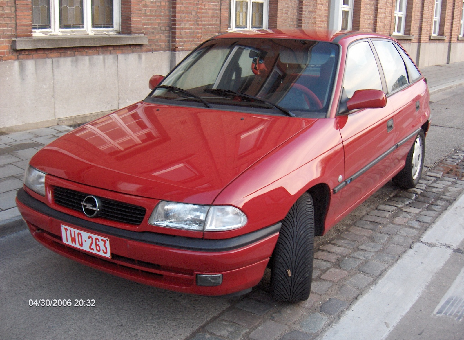 1996 opel astra photos informations articles. Black Bedroom Furniture Sets. Home Design Ideas