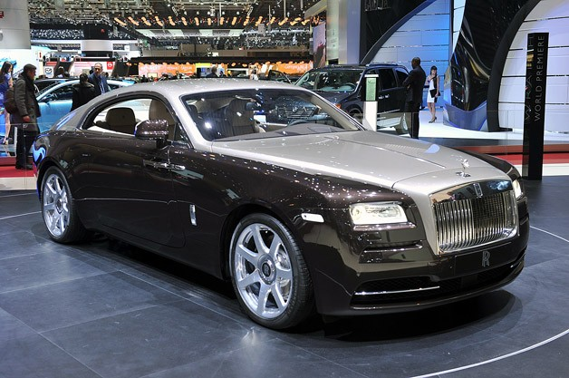 2014 Rolls royce Ghost #10