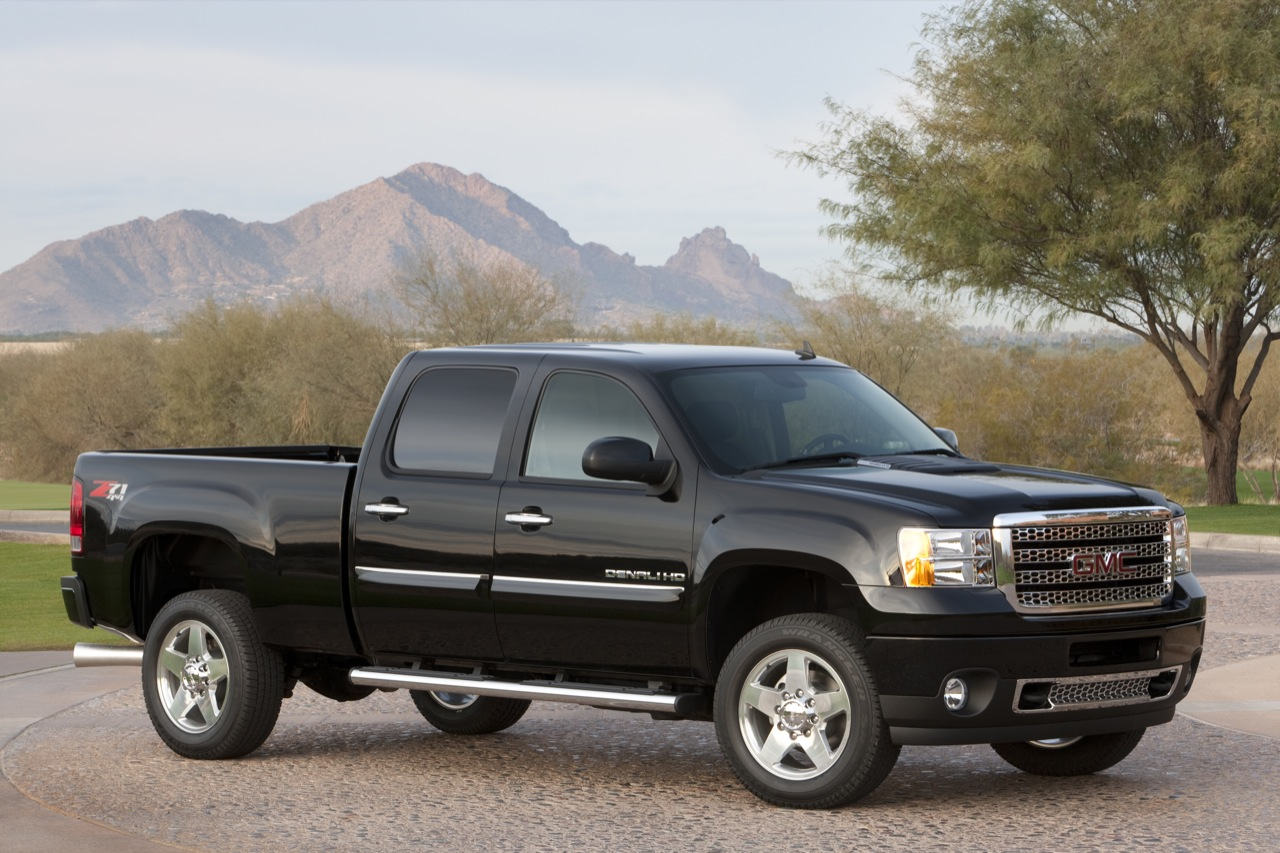 2011 GMC Sierra 2500hd #4